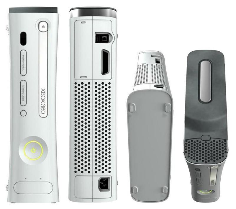 Xbox 360 fat (falcon) 20 gb